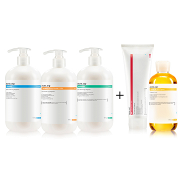 The Acne.org Regimen Big Kit Plus
