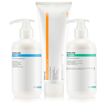 The Acne.org Regimen Kit