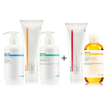 The Acne.org Regimen Kit Plus